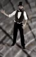 Abe Lincoln Wrinked Greenscreen Error