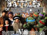 Artists vs TMNT/Rap Meanings