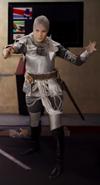 Joan of Arc Cameo