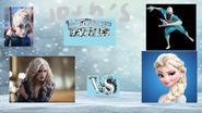 Killer frost vs elsa ft.jack frost and frozone