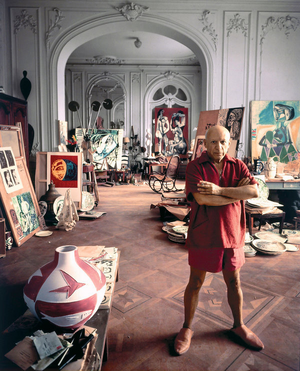 Pablo Picasso's Studio Based On.png