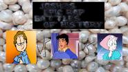 Jon arbuckle vs dave seville vs pearl