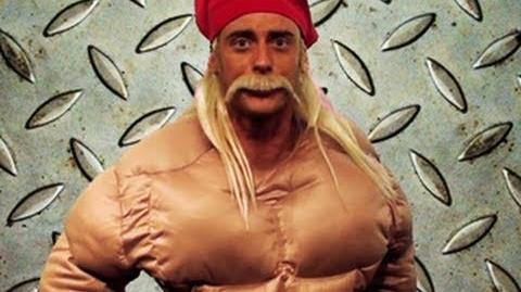 Epic Rap Battles of History News with Hulk Hogan.