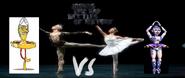 Pirouletta vs ballora