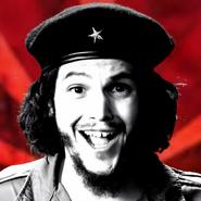 Che Guevara In Battle
