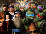 Artists vs TMNT Thumbnail