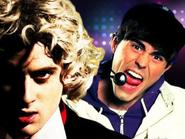 Justin Bieber vs Beethoven Thumbnail
