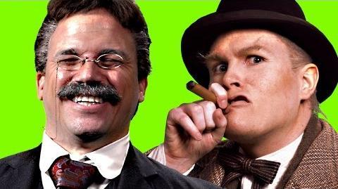 Theodore Roosevelt vs Winston Churchill