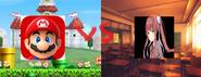 Mario vs monika