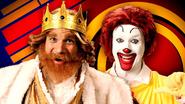 Ronald McDonald vs The Burger King Thumbnail