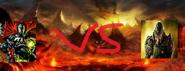 Spawn vs doomguy
