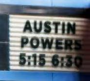 Austin Powers Harry VS Luke