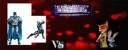 Jerb batman & catwoman vs nick wilder & judy hopps
