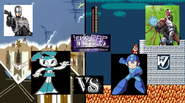 Jenny vs megaman ft robocop and cyborg