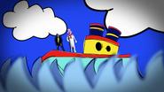 Dr. Seuss' Storybook Boat
