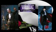 The phantom of the opera vs tuxedo mask