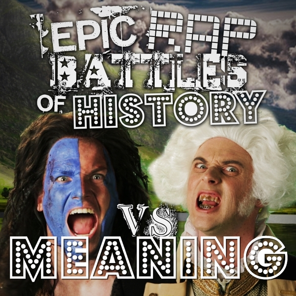 George Washington vs William Wallace/Rap Meanings
