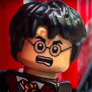 Harry Potter In Battle