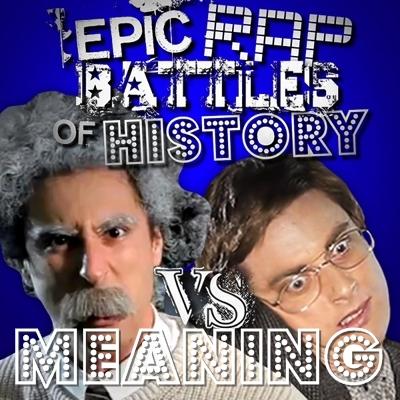 Albert Einstein vs Stephen Hawking/Rap Meanings
