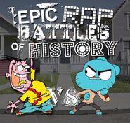 Eddy vs gumball watterson rap battle idea 10 by lh1200 ddxqkv2-fullview