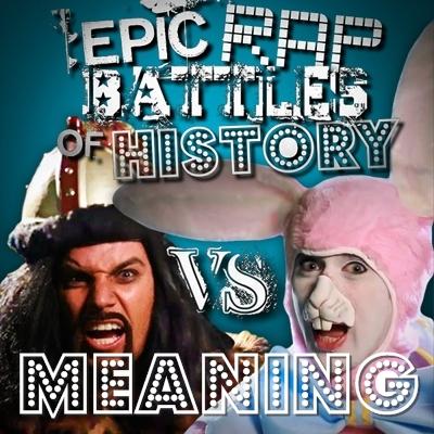 Genghis Khan vs Easter Bunny/Rap Meanings