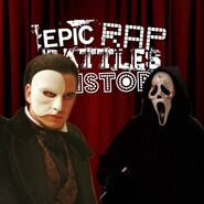 Phantom of the Opera vs Ghostface