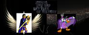 Bibleman vs darkwing duck (wip)