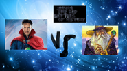 Doctor strange vs merlin