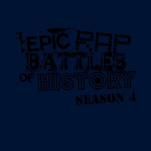 Epic Rap Battles of History Season 4 CD