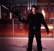Terminator grenade launcher