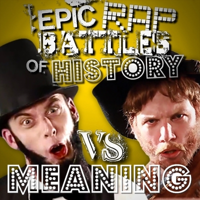 Abe Lincoln vs Chuck Norris/Rap Meanings
