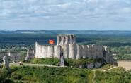Château Gaillard Based On