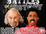 George Carlin vs Richard Pryor/Rap Meanings
