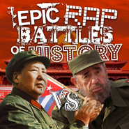 Fidel Castro vs Mao Zedong Cover