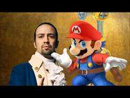 Alexander Hamilton vs Super Mario. Ccarbe6062 Rap Battles Season 2.