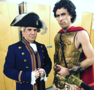 Frederick the Great and Alexander the Great
