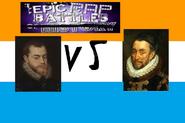 Jerb william of orange vs phillip II of spain