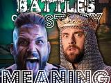 Ragnar Lodbrok vs Richard The Lionheart/Rap Meanings