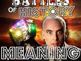 Thanos vs J. Robert Oppenheimer/Rap Meanings