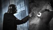 Darth Vader Force Chocking Adolf Hitler