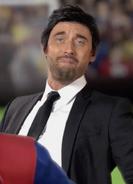 Peter as Luis Enrique