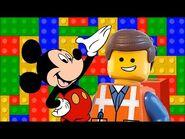 Emmet Brickowski vs Mickey Mouse. Ccarbe6062 Rap Battles Season 1 finale.