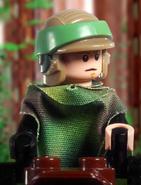 Luke Skywalker Endor