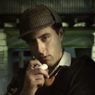 Sherlock Holmes In Battle
