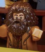 Rubeus Hagrid cameo
