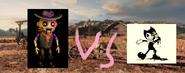 Showdown bandit vs bendy