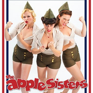 The Apple Sisters Youtube Avatar