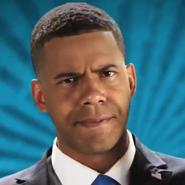 Barack Obama In Battle