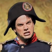 Napoleon Bonaparte In Battle