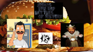 Bob belcher vs the burger king